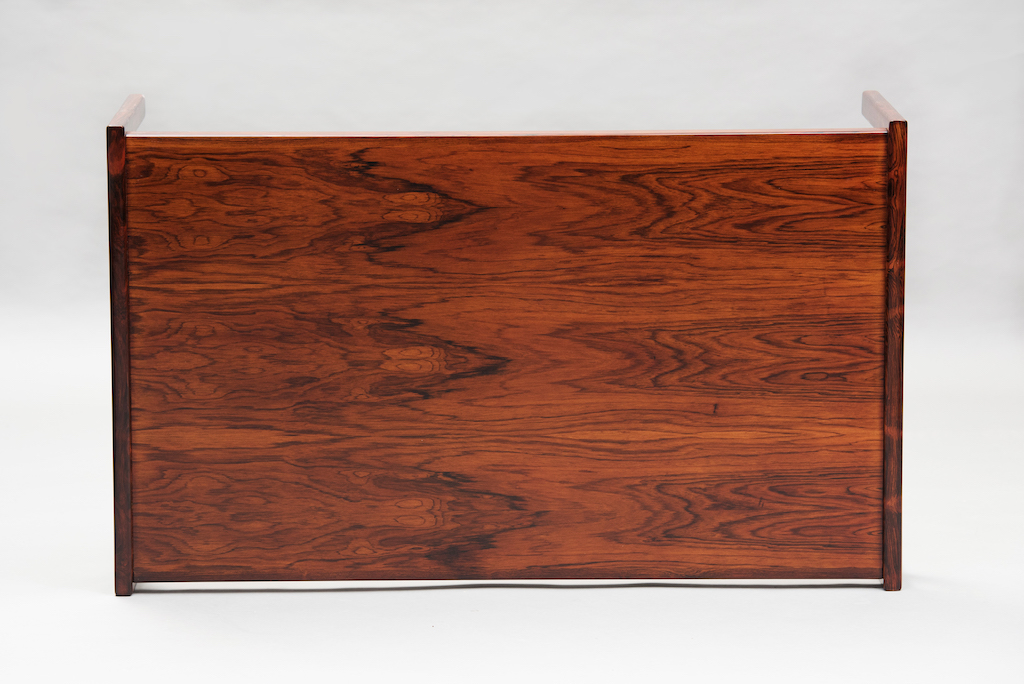 Rosewood mid century modern coffee table | 3