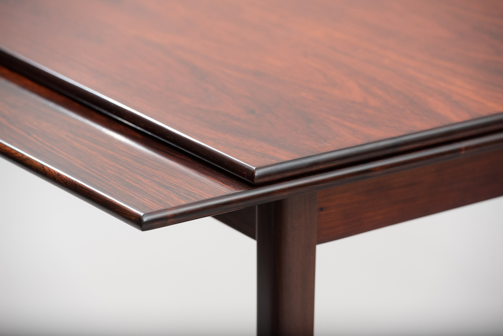 Rosewood Danish dining table | 2