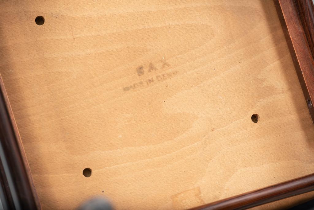 Sax Møbelfabrik rosewood dining chairs | 5