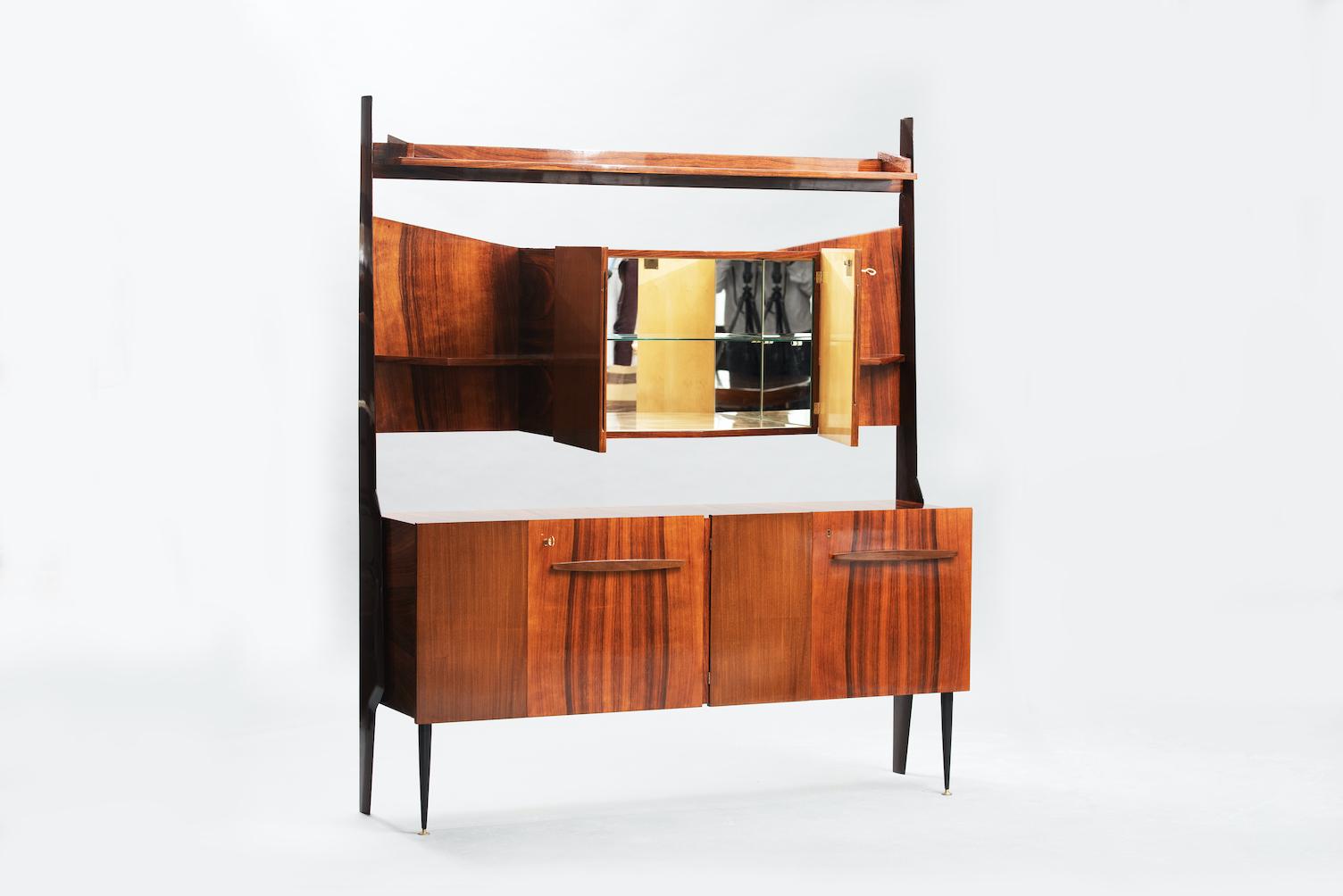 Italian-mid century modern bar cupboard | 14