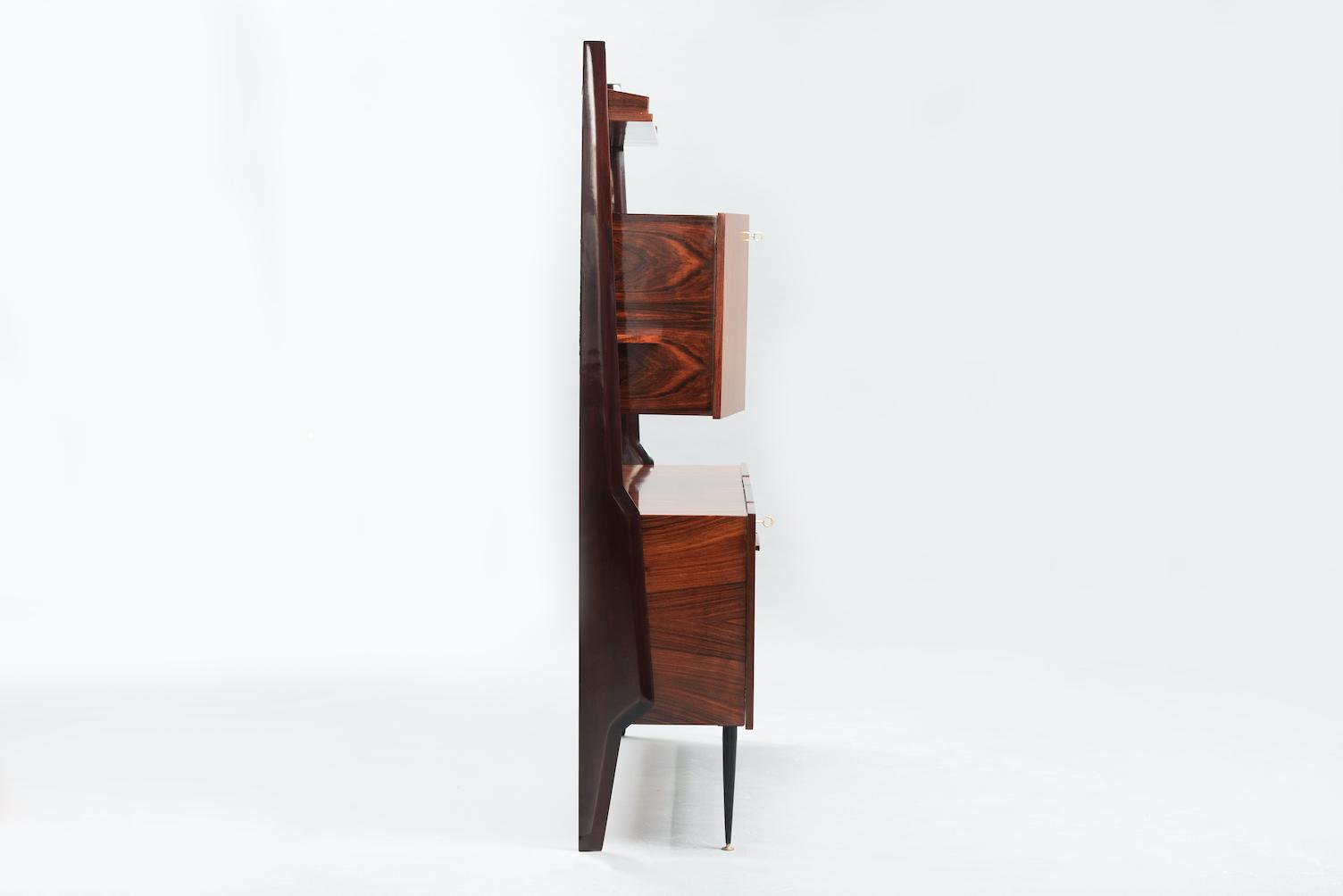 Italian-mid century modern bar cupboard | 1