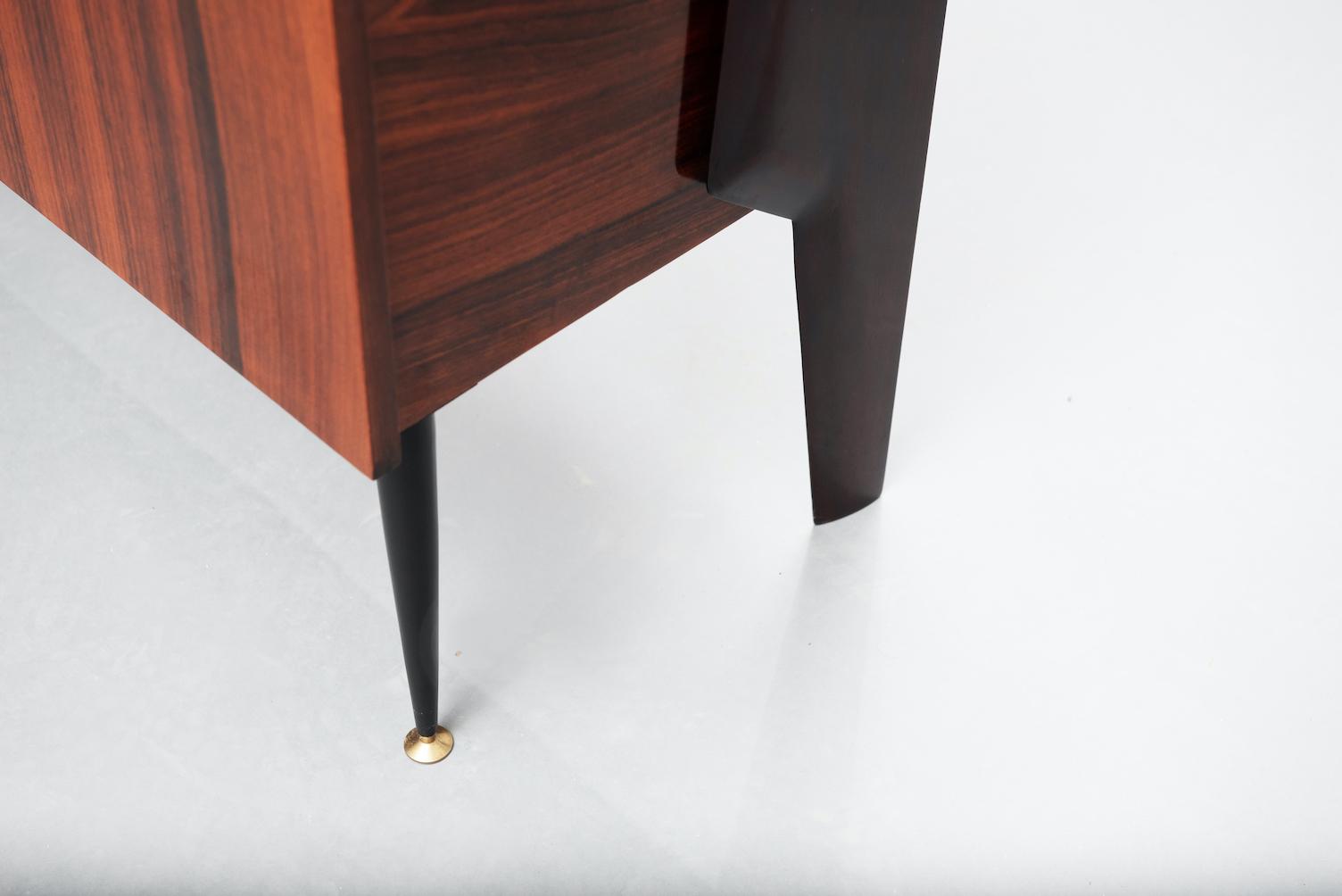 Italian-mid century modern bar cupboard | 11