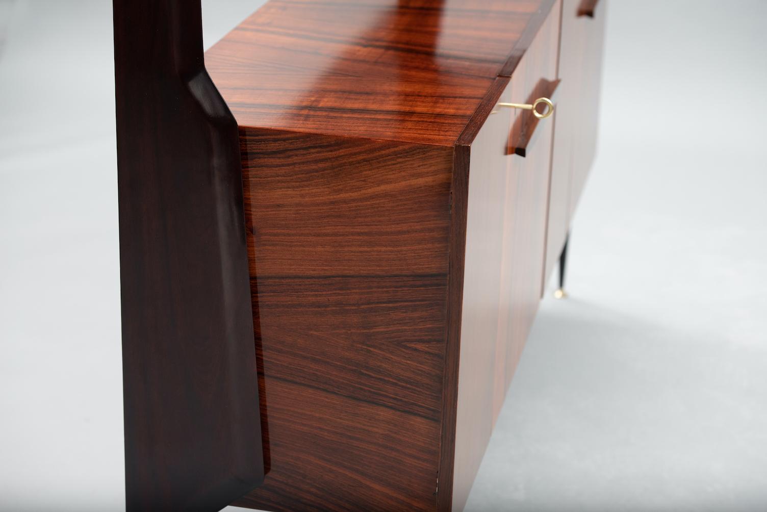 Italian-mid century modern bar cupboard | 5