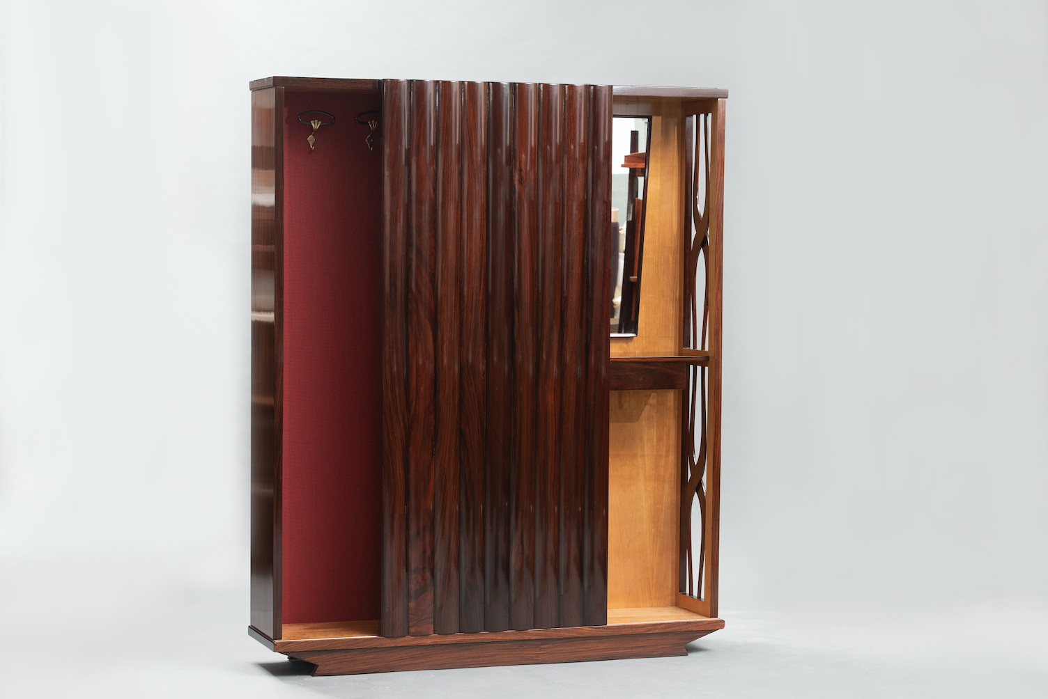 Mid-century rack console | 1