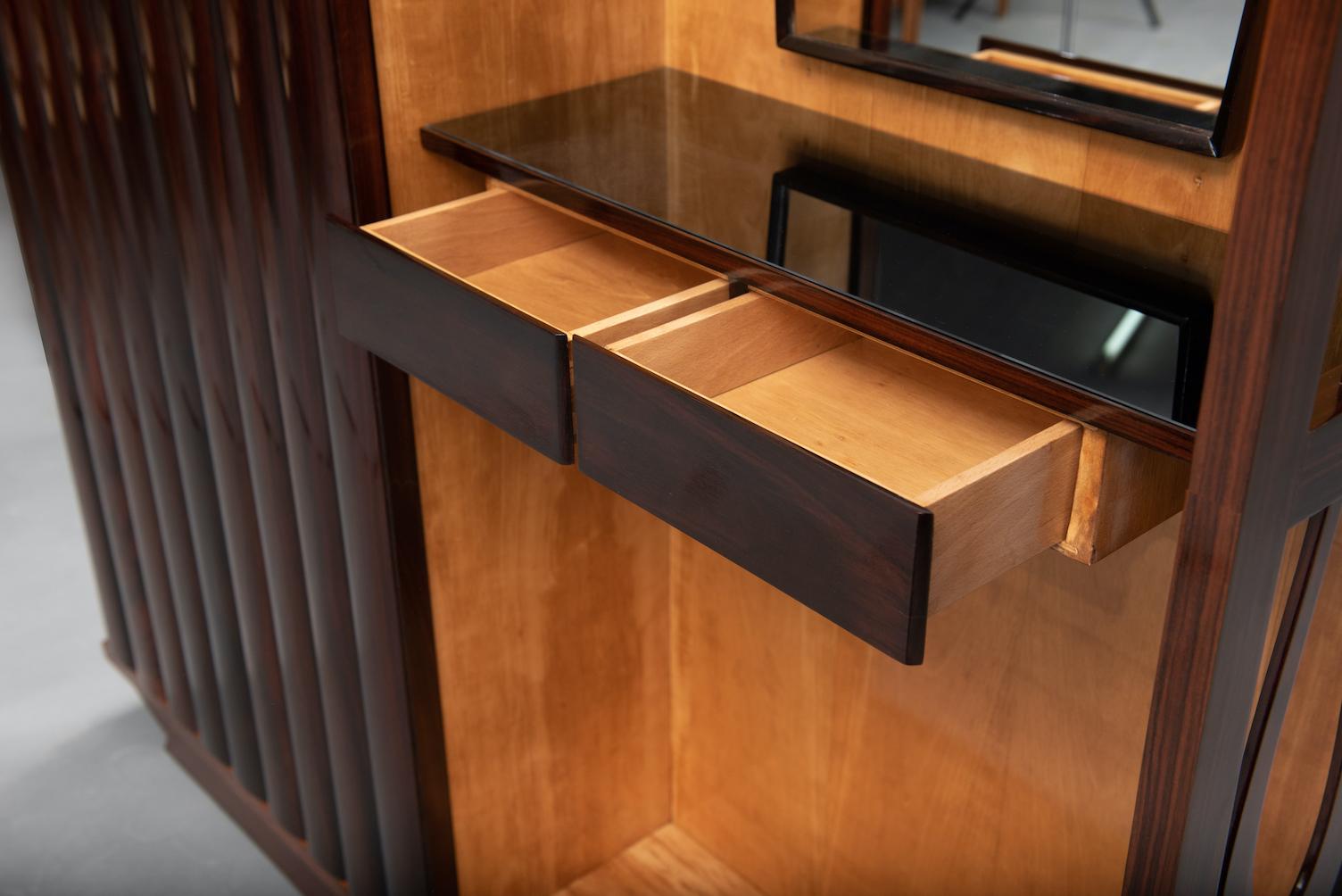Mid-century rack console | 6