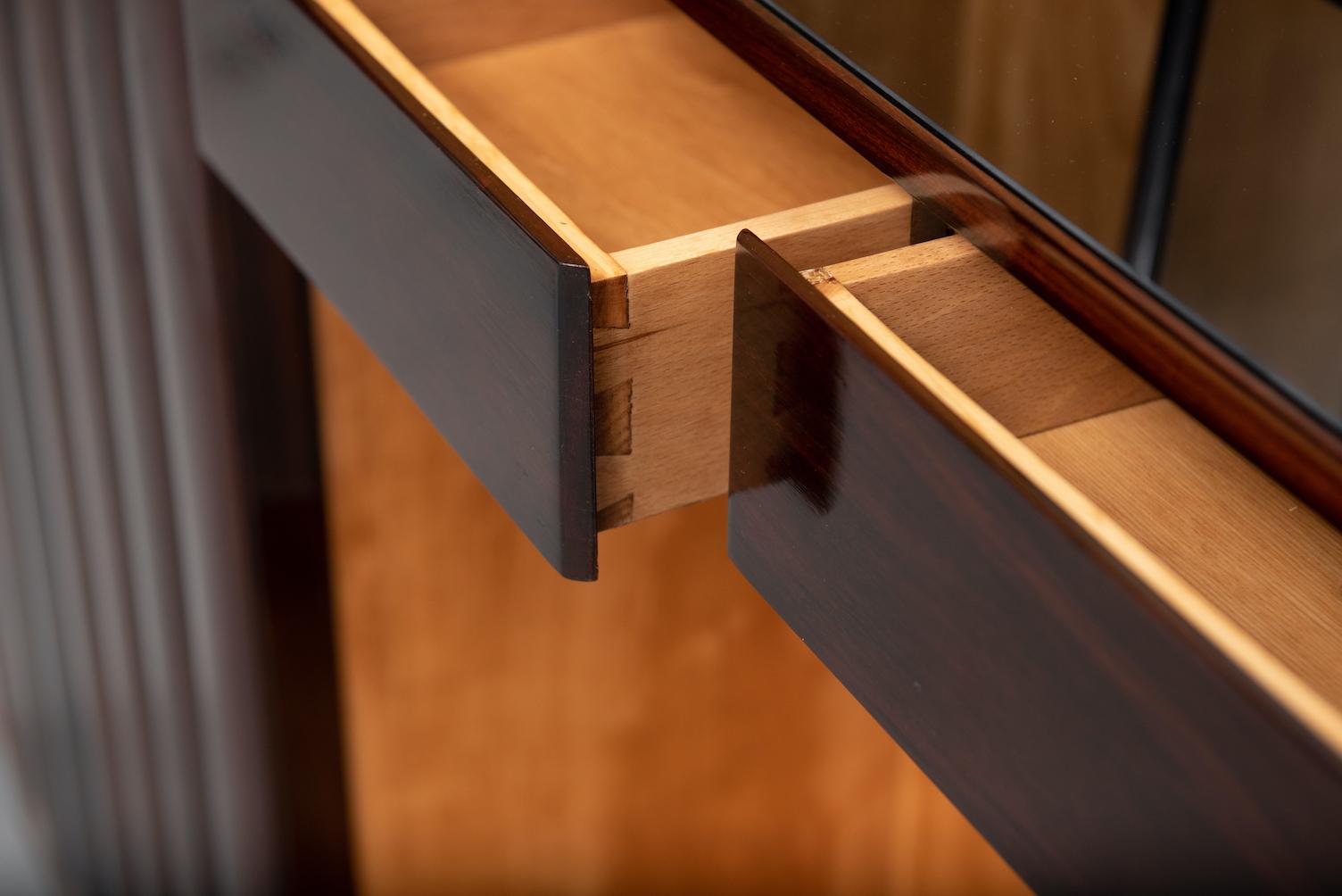 Mid-century rack console | 7