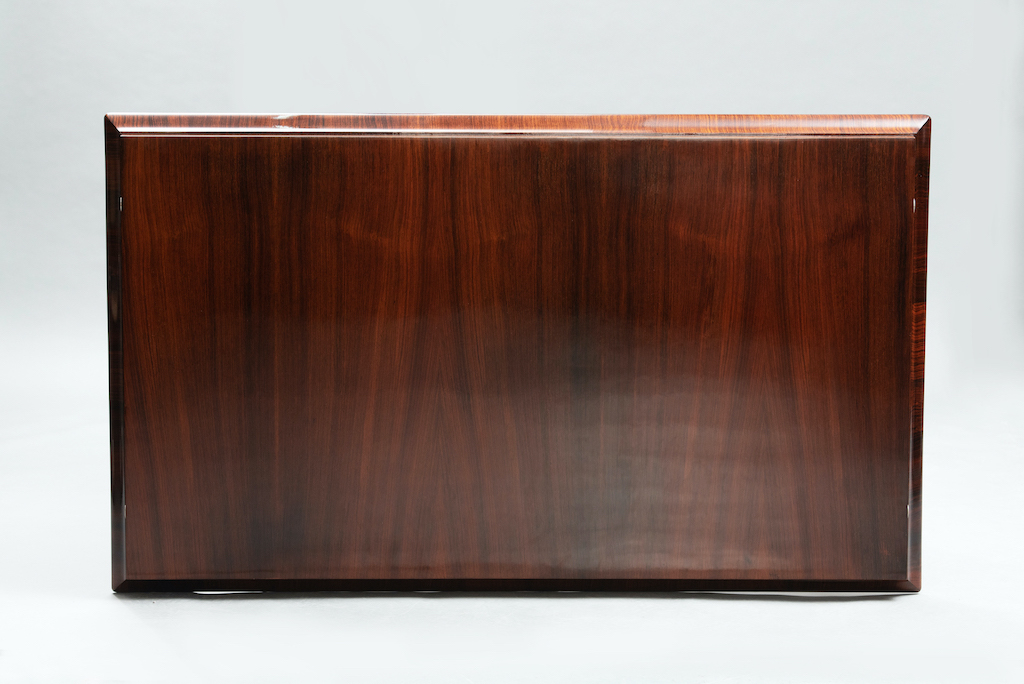 Art deco rosewood dining table | 1