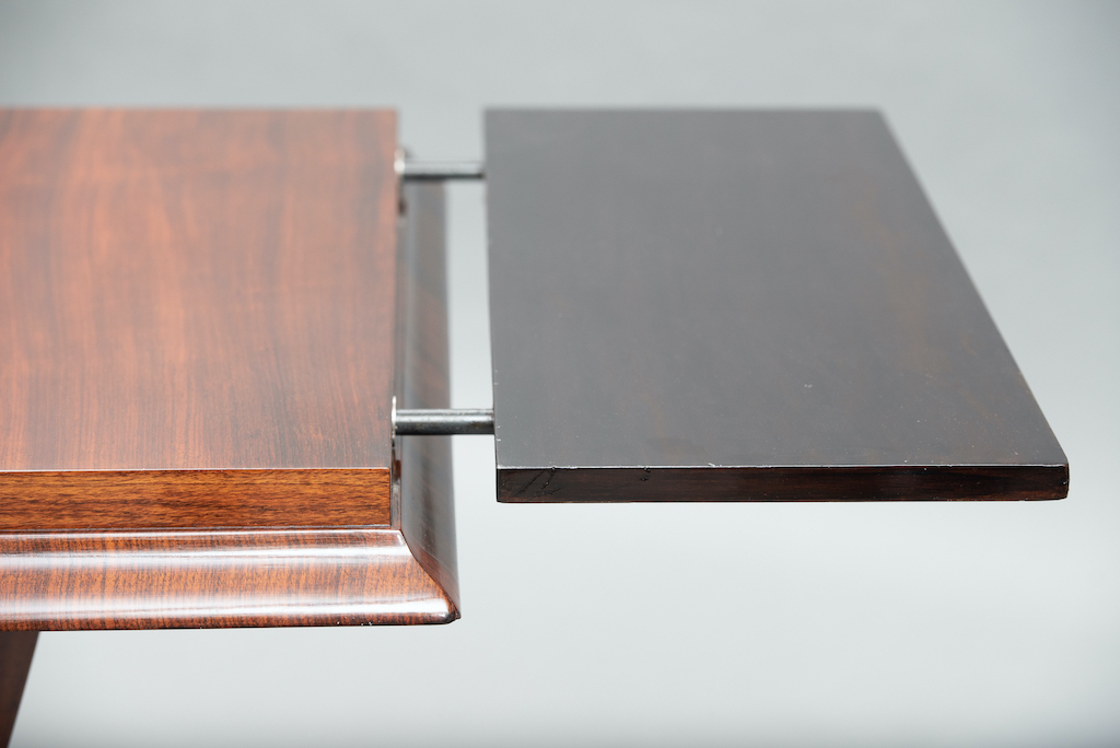 Art deco rosewood dining table | 2