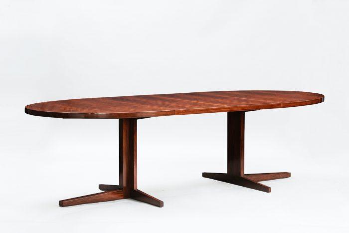 John Mortensen rosewood dining table | 1