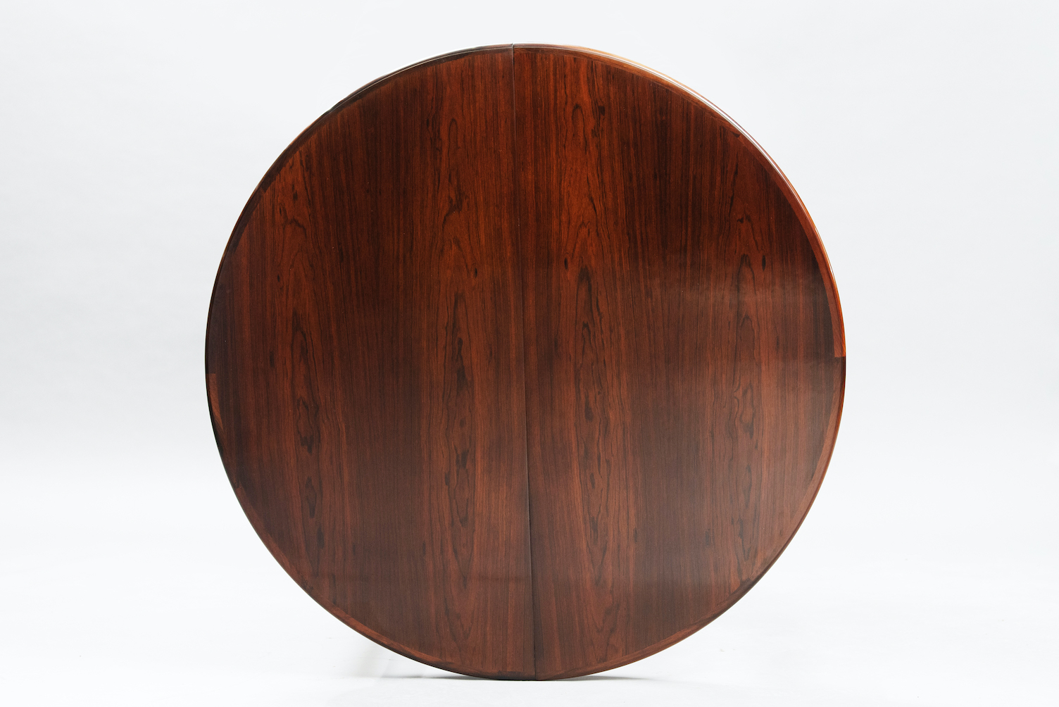 Rosewood mid-century dining table | 4