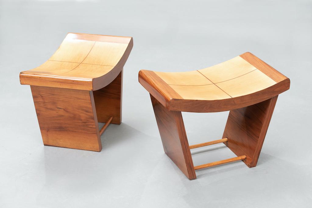 Osvaldo Borsani stools   1