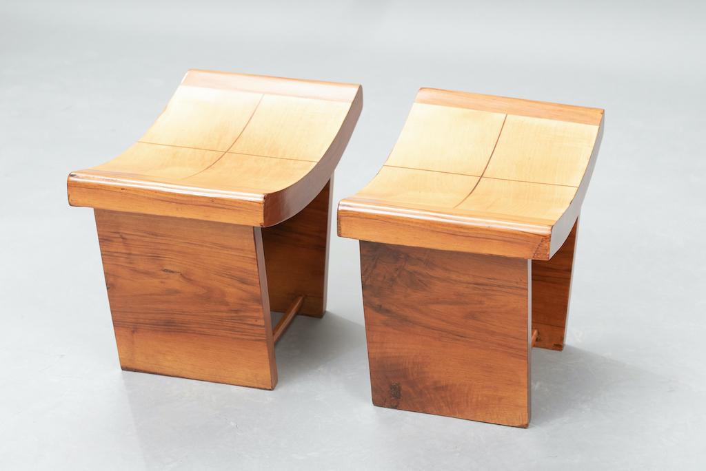 Osvaldo Borsani stools   2