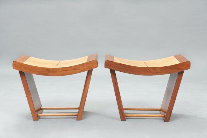 Osvaldo Borsani stools | 3