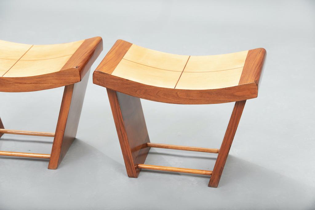Osvaldo Borsani stools   5